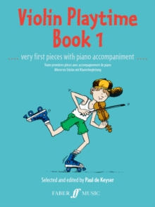 Violin Playtime : (Violin and Piano) Bk. 1, Paperback Book