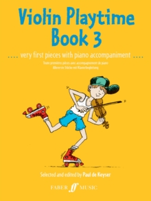 Violin Playtime Book 3, Paperback / softback Book