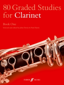 80 Graded Studies for Clarinet Book One, Paperback / softback Book
