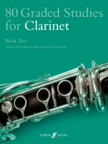 80 Graded Studies for Clarinet Book Two, Paperback / softback Book