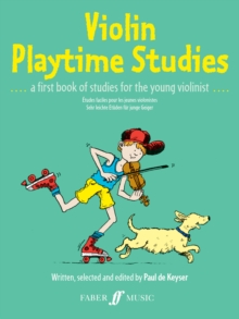 Violin Playtime Studies : (Solo Violin), Paperback Book