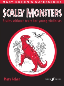 Scaley Monsters : (Solo Violin), Paperback Book