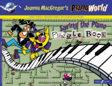 Saving the Piano Puzzle Book, Paperback Book