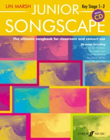 Junior Songscape (with CD), Mixed media product Book