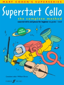 Superstart Cello (with CD), Paperback / softback Book