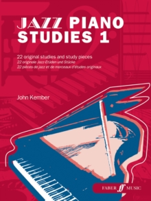 Progressive Jazz Studies. Piano, Paperback Book