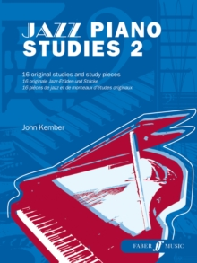 Jazz Piano Studies 2, Paperback Book