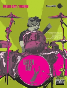 Green Day Authentic Drums Playalong, Paperback / softback Book