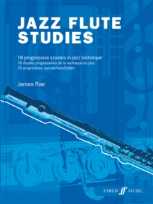 Jazz Flute Studies, Paperback / softback Book