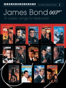 Easy Keyboard Library: James Bond 007, Paperback / softback Book
