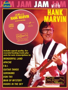 Jam with Hank Marvin : (Guitar Tab), Paperback Book