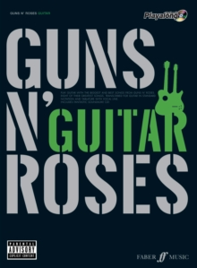 Guns N' Roses : (Guitar), Mixed media product Book