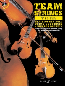 Team Strings: Violin, Mixed media product Book