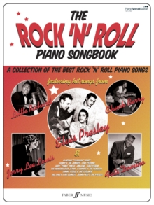 Piano Songbook: Rock n Roll : (piano, Vocal, Guitar), Paperback Book