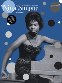 The Nina Simone Piano Songbook : v. 2, Paperback Book