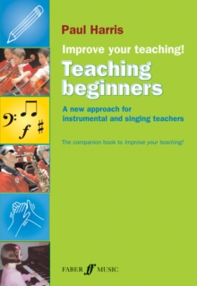 Improve your teaching! Teaching Beginners, Paperback / softback Book