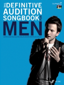 Definitive Audition Songbook For Men, Paperback / softback Book