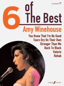 6 Of The Best: Amy Winehouse, Paperback / softback Book