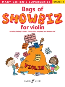 Bags of Showbiz for Violin, Paperback / softback Book
