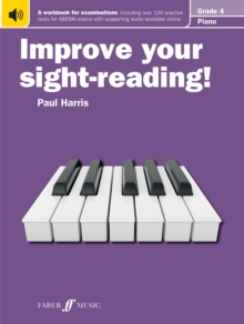 Improve Your Sight-Reading! Piano 4, Book Book
