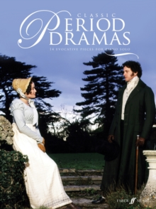 Classic Period Dramas, Sheet music Book
