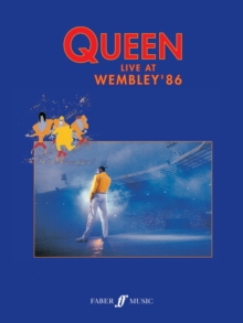 Queen: Live At Wembley '86, Paperback / softback Book
