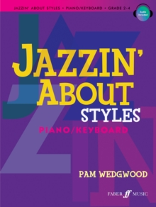 JAZZIN ABOUT STYLES, Paperback Book