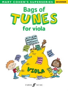 Bags Of Tunes for Viola, Paperback / softback Book