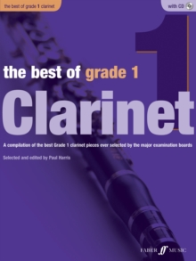 The Best Of Grade 1 Clarinet, Mixed media product Book
