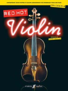 Red Hot Violin - Grades 5-6, Paperback Book