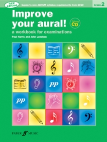 Improve Your Aural! Grade 2, Mixed media product Book