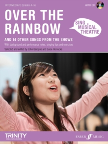 Sing Musical Theatre - Over the Rainbow : Sing Musical Theatre, Book Book