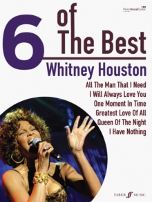 Whitney Houston : Piano, Voice and Guitar, Paperback Book