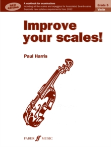 Improve Your Scales! Grade 5, Paperback Book