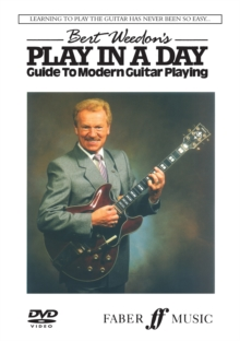 Bert Weedon's Play In A Day DVD : Now available in DVD format, DVD video Book