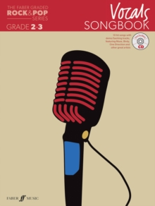 The Faber Graded Rock & Pop Series Vocals Songbook Grades 2-3, Mixed media product Book