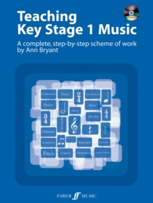 Teaching Key Stage 1 Music, Mixed media product Book