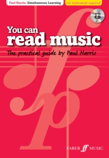 You Can Read Music, Paperback Book