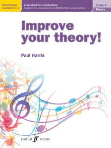 Improve Your Theory! : Grade 4, Paperback Book