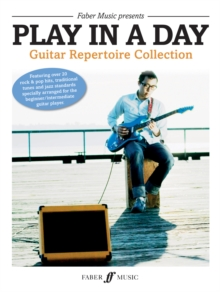 Play In A Day Guitar Repertoire Collection, Paperback / softback Book