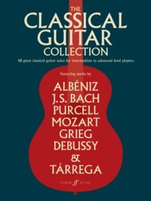 The Classical Guitar Collection, Sheet music Book