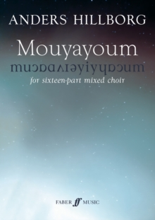 Mouyayoum, Sheet music Book
