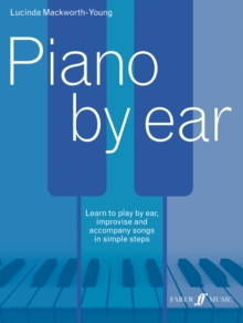 Piano by ear, Sheet music Book