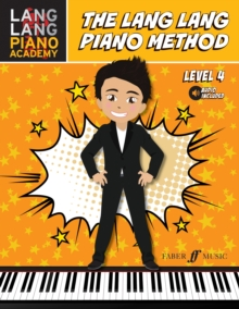 The Lang Lang Piano Method : Level 4, Book Book