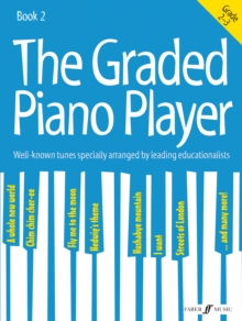 The Graded Piano Player: Grade 2-3, Sheet music Book
