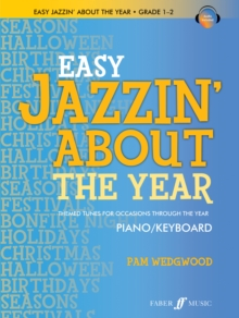 Easy Jazzin' About the Year, Mixed media product Book