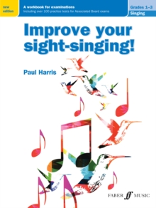 Improve Your Sight-Singing! : Grades 1 - 3, Sheet music Book