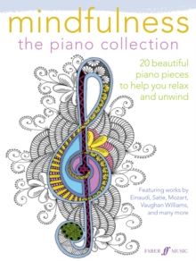 Mindfulness: the piano collection, Sheet music Book