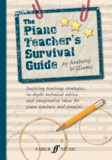 The Piano Teacher's Survival Guide (Piano/Keyboard), Paperback Book