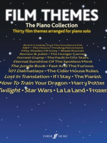 Film Themes: The Piano Collection, Sheet music Book